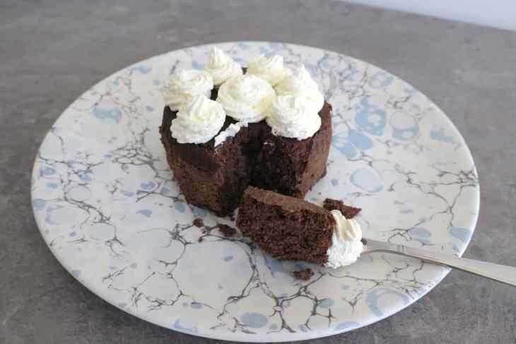 Sugar free grain free flour free chocolate cake