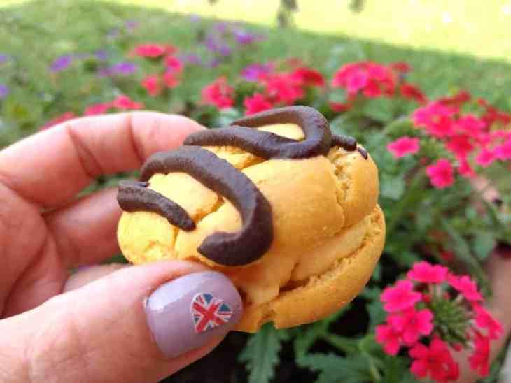 Low Carb & Sugar Free Diplomat Cream Puffs