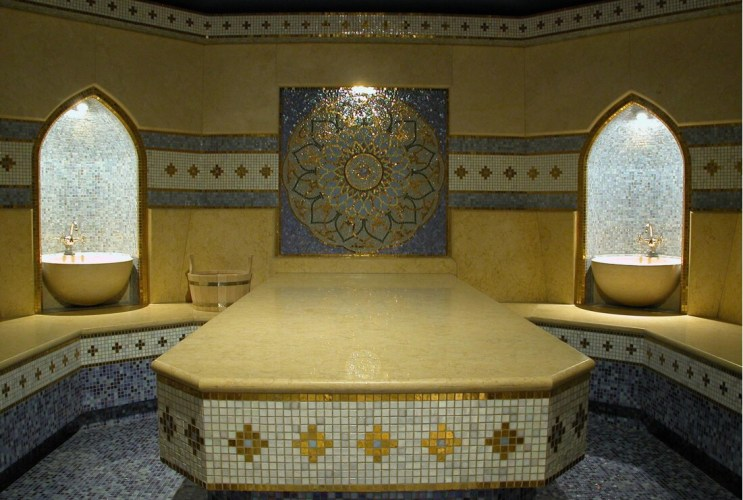 Traditional Moroccan Hammam