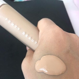 test fond de teint fenty