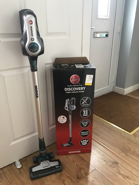 My Product Review of the Hoover Discovery Cordless