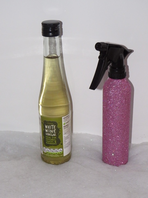Cleaning with White Wine Vinegar