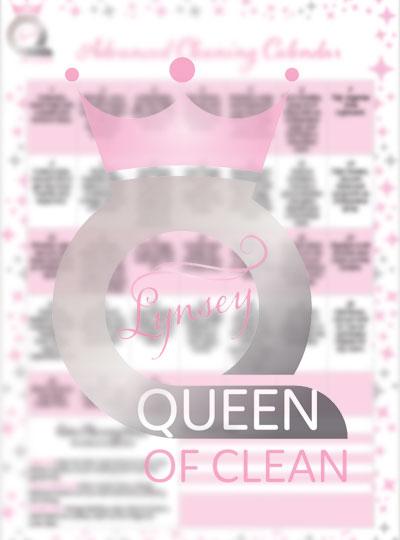 Cleaning Calendar 2