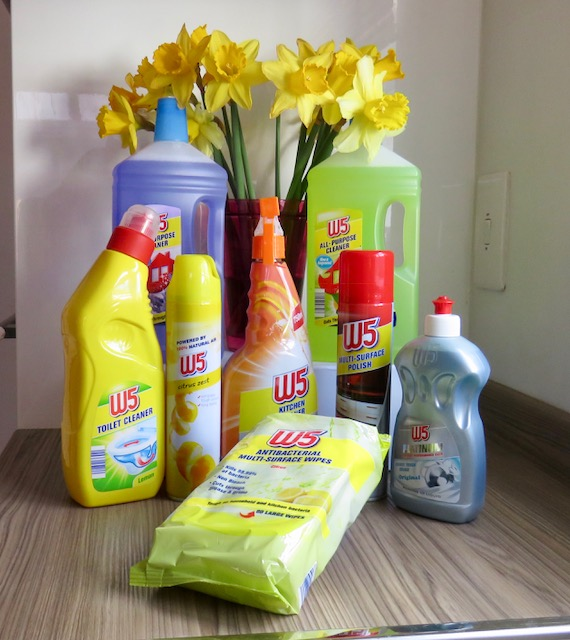 Its not all the big brands when your choosing cleaning products