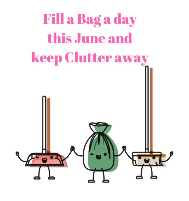 A simple task for the month of June