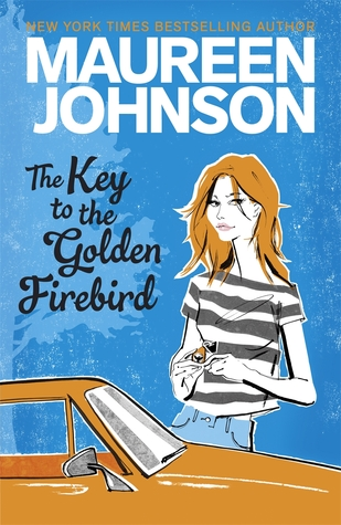 REVIEW: The Key to the Golden Firebird by Maureen Johnson