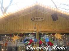 Ikea auf dem Weihnachtsmarkt