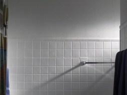 talman bathroom tile and towel rack