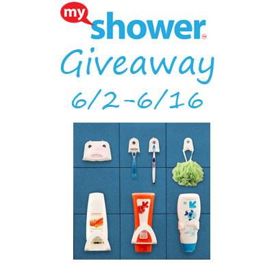 MyShower Giveaway