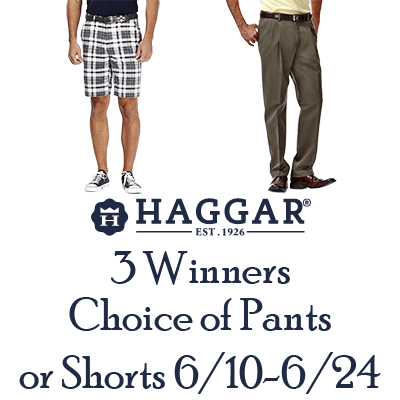 Haggar Fathers Day 2017 Giveaway
