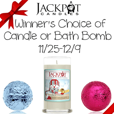 Jackpot Candle Holiday 2017