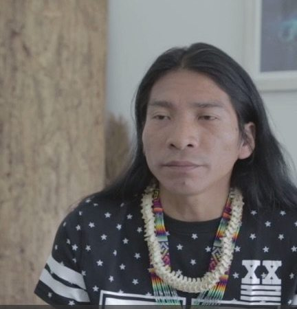 Ancient Voices Footage Updates – Interview with Tuwe Huni Kuin