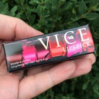 Urban Decay Vice Lipstick in Amulet Review
