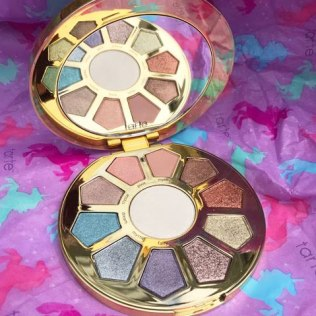 Tarte Limited Edition Make Believe In Yourself Eye & Cheek Palette Review