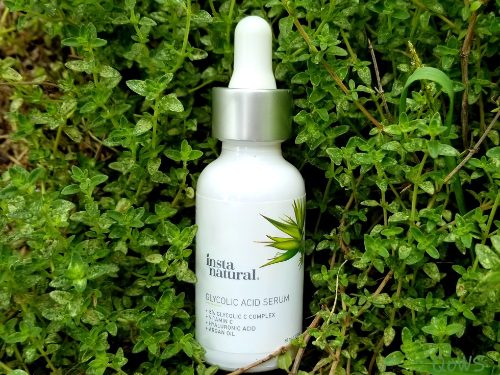 instanatural glycolic acid serum