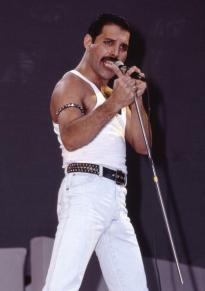 Photo of LIVE AID and Freddie MERCURY and QUEEN