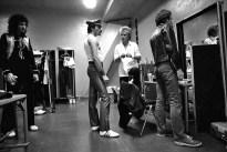 Queen Backstage - 1981
