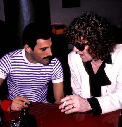 Freddie and Ian Hunter (2)