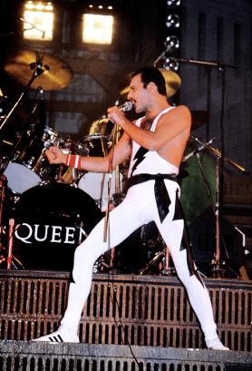 Freddie - 1984 live