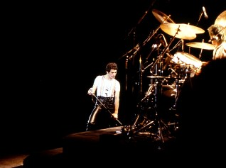 freddie-mercury-in-1979 live