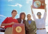 Gold discs in Argentina 1981