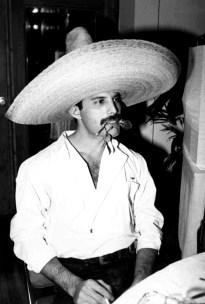 Freddie in Puebla 1981