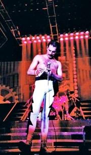 Freddie works tour