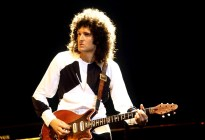 Brian Hot Space Tour 1982