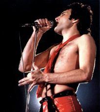 Freddie Crazy Tour 1979