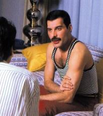 Freddie in Japan 1985
