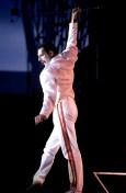 Freddie live in magic tour