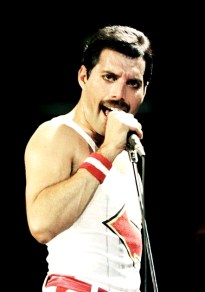 HS tour 1982 - Freddie