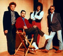 Queen 1990 - photo session