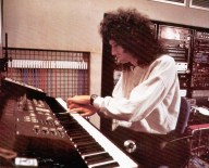 Brian in Musicland 1985