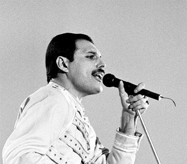 Freddie 1986 - Live At Knebworth Park