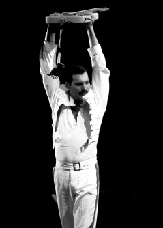 Freddie - Crazy Little Thing Called Love Live At Knebworth 1986