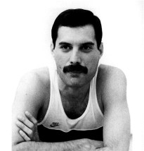 Freddie in Musicland 1985