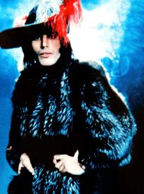 Freddie Mercury - photo in 1974