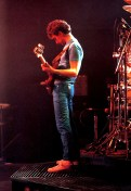 John Deacon 1982 - Hot Space Tour