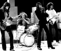 Queen in Denmark Television - 1974 (Killer Queen)
