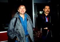 John and Freddie 1984