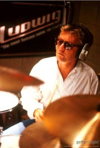 Roger at Rock Aid Armenia sessions (Metropolis Studios, London - 8 July 1989)