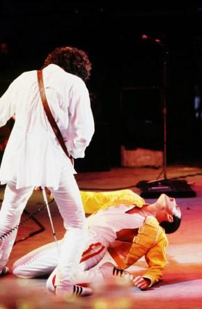 Live At Wembley 1986