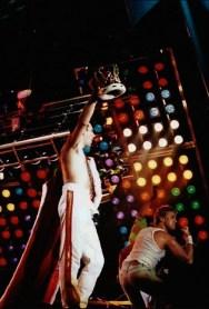 Queen - ending concert on Magic Tour 1986