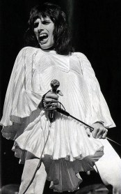 Freddie - Sheer Heart Attack Tour 1974