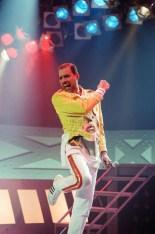 Freddie - The Miracle video 1989