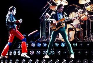 Queen show 1980