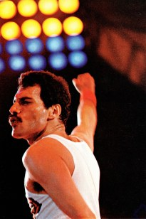 Freddie - The Game Tour 1981