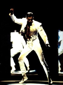 Freddie - I Was Born To Love You (photo session)