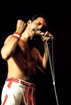 Freddie Mercury - Hot Space Tour 1982
